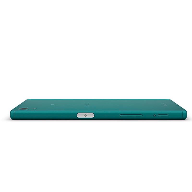 """Smartphone Sony Xperia Z5 com 32GB, Dual Chip, Câmera de 23 MP, Câmera para Selfie 5 MP, Vídeos em 4K, 4G, Processador Octa Core, Resistênte à água e poeira, NFC , Tela de 5.2"""" - E-6689, Verde"""