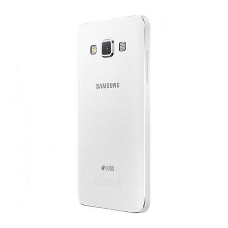 """Smartphone Samsung Galaxy A3 Dual Chip com 16GB, Câmera de 8.0 MP,  4G, NFC, Super AMOLED 4.5"""" - A300H, Branco"""