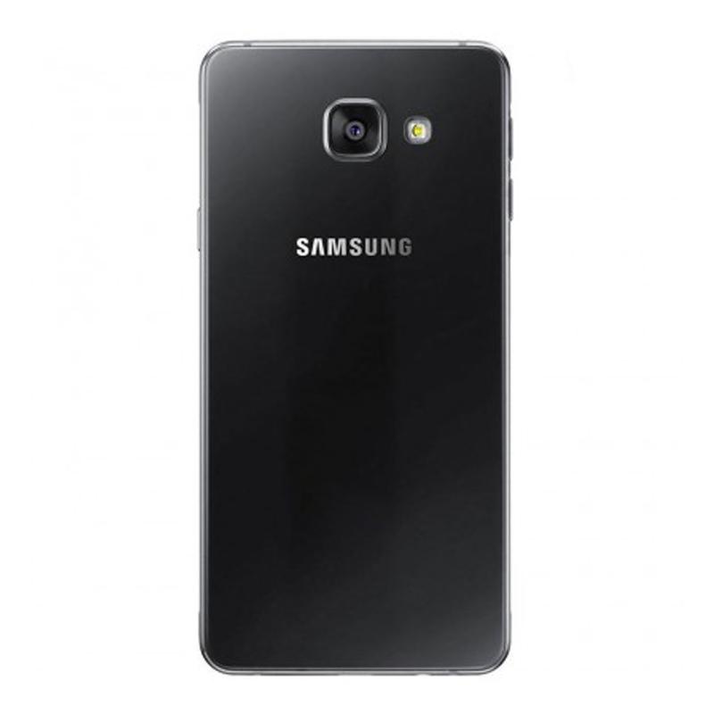 """Smartphone Samsung Galaxy A3 2016 Duos  com 16G, Dual Chip, 4G, Câmera de 13.0 MP, Selfie de 5.0, Tela Super AMOLED 4.7"""" - A310F, Preto *"""