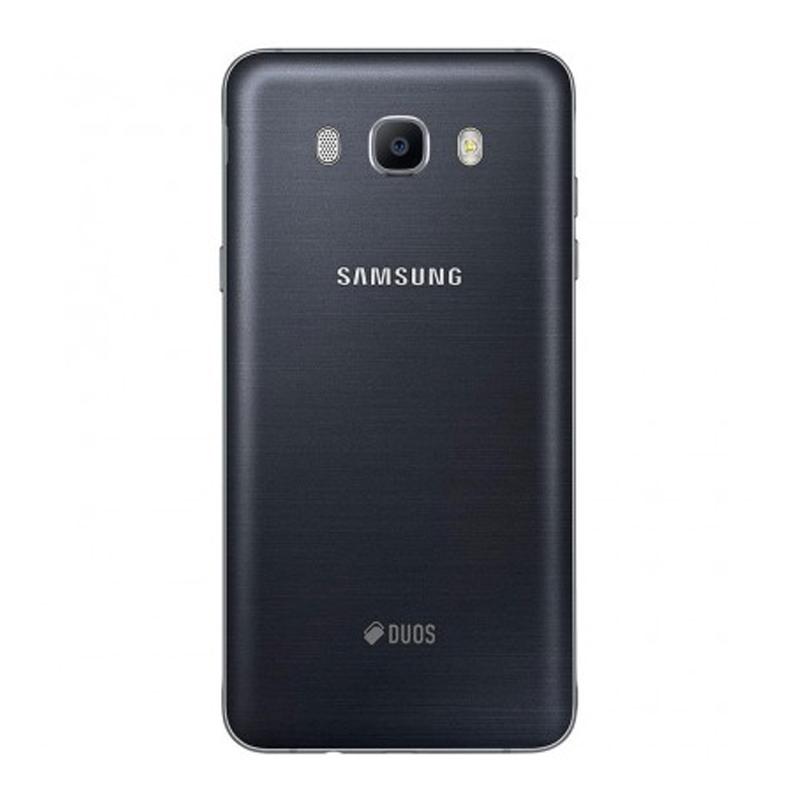 """Smartphone Samsung Galaxy J5 Metal Duos  com 4G, Dual Chip, 4G, Câmera de 13.0 MP, Selfie de 5.0, Tela Super AMOLED 5.0"""" - J510, Preto *"""