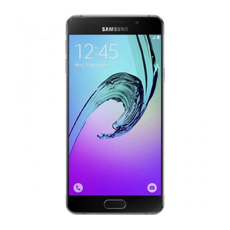 """Smartphone Samsung Galaxy A7 2016 Duos  com 16G, Dual Chip, 4G, Processador Octa Core, Câmera de 13.0 MP, Selfie de 5.0, Tela Super AMOLED 5.5"""" - A710F, Preto *"""
