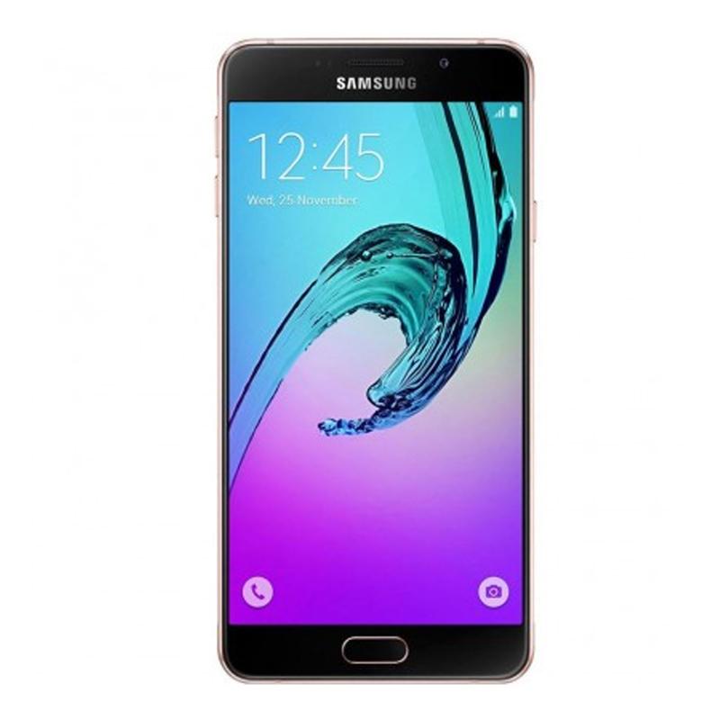 Smartphone Samsung Galaxy A7 2016 Duos  com 16G, Dual Chip, 4G, Processador Octa Core, Câmera de 13.0 MP, Selfie de 5.0, Tela Super AMOLED 5.5