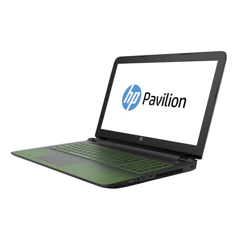 """Notebook HP Gaming - Intel Core i7-6700HQ 6º Geraçâo , 8GB de Memória, HD de 1TB, Placa de vídeo NVIDIA GeForce GTX950 4G, Tela FULL HD de 15.6"""", Windows 10 - 15-AK020NR, Inglês"""