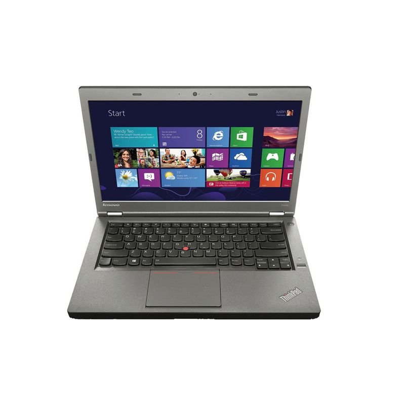 "Notebook Lenovo Ultrabook ThinkPad T440 - Intel Core i5 Vpro, 4GB de Memória, HD 500GB, Tela LED de 14"" , Windows  PRO - Showroom"