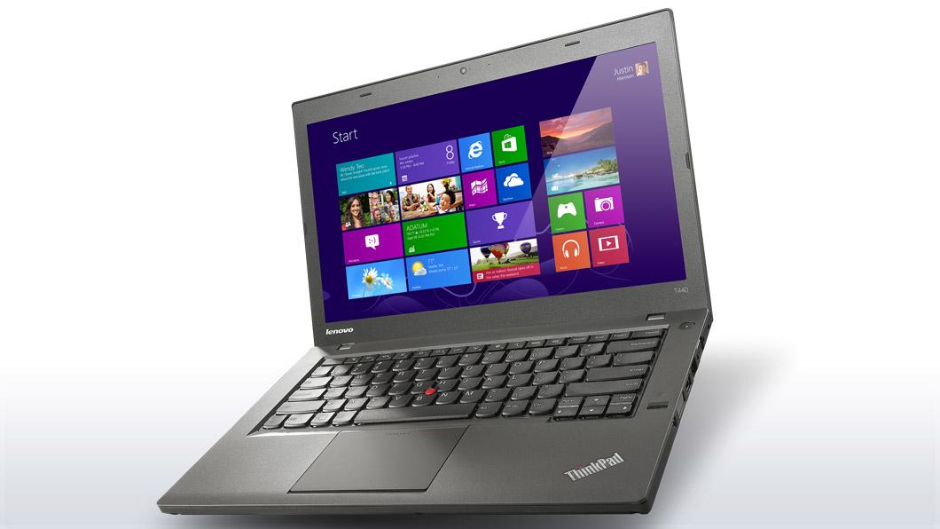 "Notebook Lenovo Ultrabook ThinkPad T440 - Intel Core i5 Vpro, 4GB de Memória, HD 500GB, Tela LED de 14"" , Windows  PRO - Showroom"