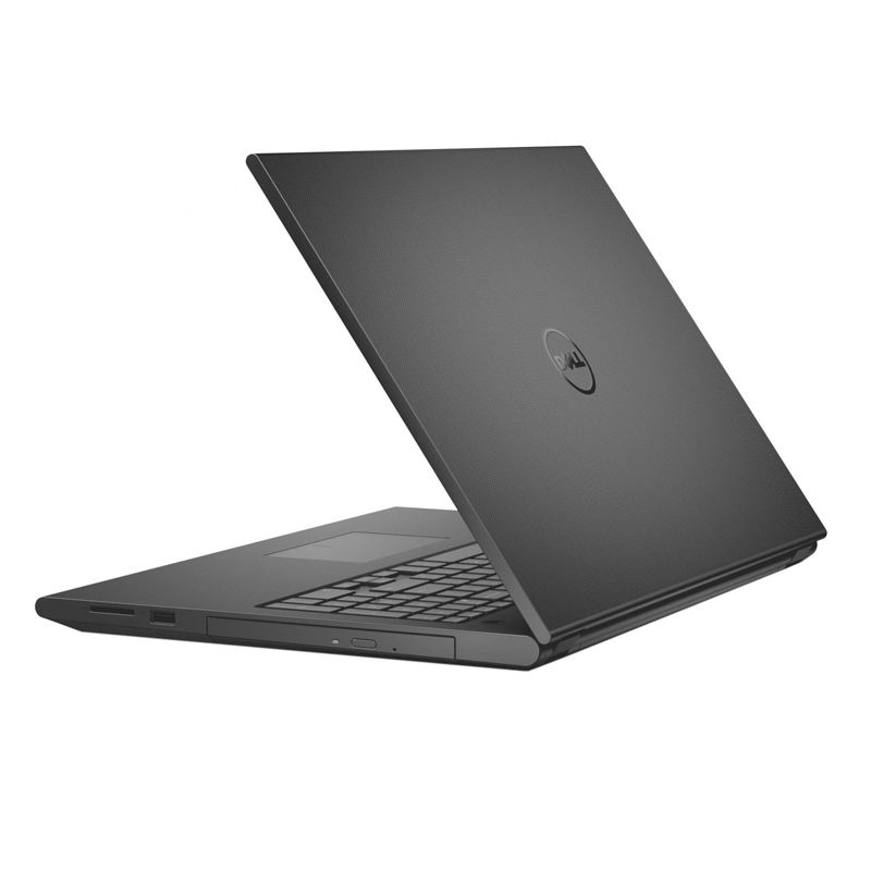 "Notebook Dell Intel Core I3, 4GB de Memória, HD de 1TB, Leitor de DVD, Tela LED de 15.6"" Windows 10 - I3558-5500BLK *"