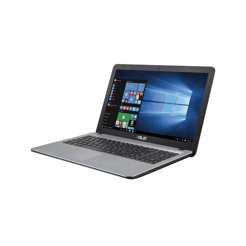 """Notebook Asus VivoBook X540 - Intel Quad Core, 8GB de Memória, HD de 500GB, Tela LED de 15.6"""", Windows 10 - X540SA-BPD0602V"""