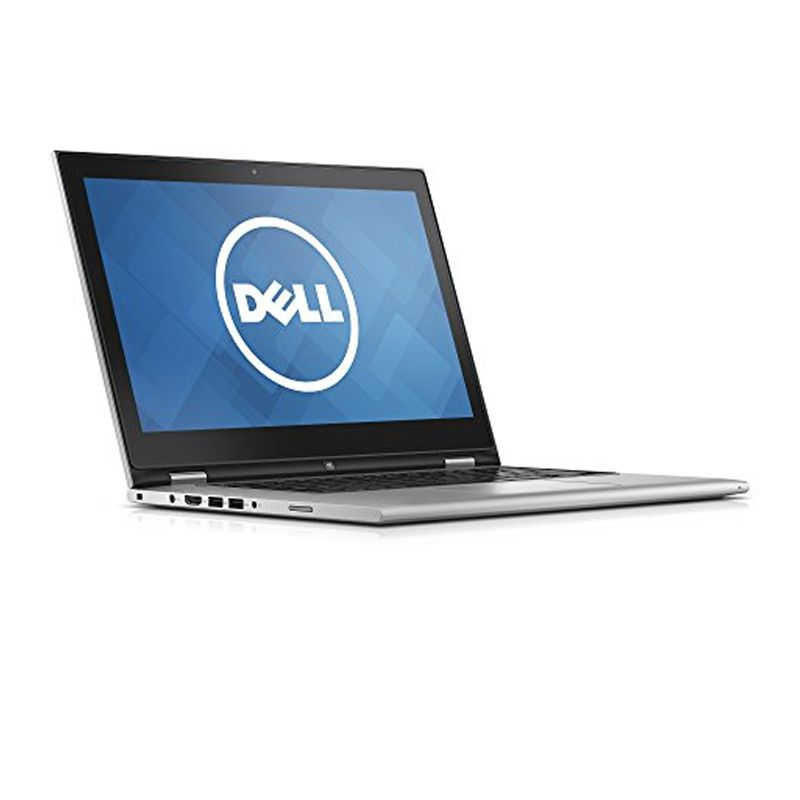 "Notebook Ultra Dell - Intel Core i5-5200U 5° Geração, 4GB de Memória, HD de 500GB, Tela LED de 13.3"", TouchScreen 360º, Windows 10 - I7348"