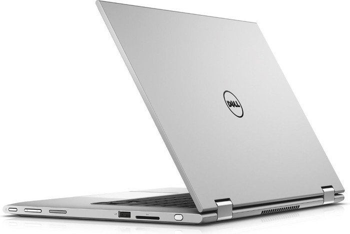 Notebook Ultra Dell - Intel Core i5-5200U 5° Geração, 4GB de Memória, HD de 500GB, Tela LED de 13.3
