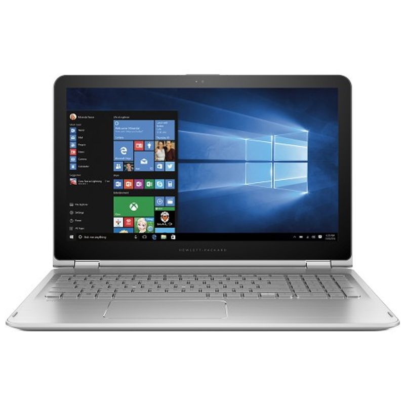 "Notebook/ Tablet HP - Intel Core i7-6500U 6° Geração, 8GB de Memória, Nvidia Geforce 930M 2GB, HD de 1TB, Tela FULL HD LED de 15.6"", Touchscreen, Windows 10 - M6-W105DX"