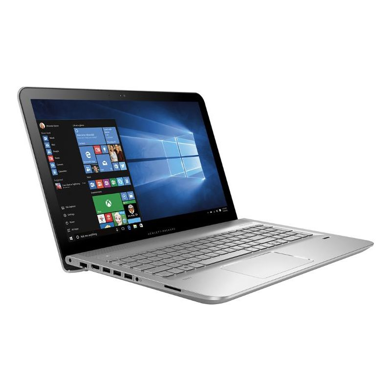 "Notebook  HP - Intel Core i7-6500U 6 Geração, 16GB de Memória, SSD de 256GB, Placa de Vídeo Nvidia Geforce GTX950 4GB, Tela FULL HD de 15.6"", Windows 10 - 15T-AE100"