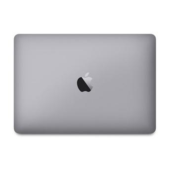Notebook Apple MacBook Gray - Intel Core M3, 8GB de Memória, SSD de 256GB, Force Touch, USB-C - MLH72 (início de 2016), Cinza Espacial *