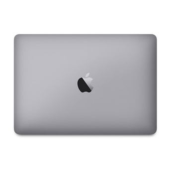 Notebook Apple MacBook Gray - Intel Core M5, 8GB de Memória, SSD de 512GB, Force Touch, USB-C - MLH82 (início de 2016), Cinza Espacial *