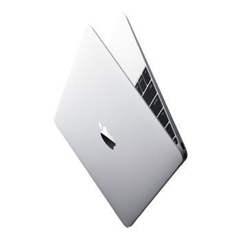 Notebook Apple MacBook Silver - Intel Core M3, 8GB de Memória, SSD de 256GB, Force Touch, USB-C - MLHA2 (início de 2016), Prateado *