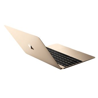 "Notebook Apple MacBook MLHF2 - Novo Intel Core M5, 8GB de Memória, SSD de 512GB, Force Touch, USB-C (Multifunções) Tela Retina LED de 12"" - Dourado *"
