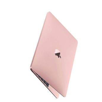 Notebook Apple MacBook Rose - Intel Core M5, 8GB de Memória, SSD de 512GB, Force Touch, USB-C - MMGM2 (início de 2016), Ouro Rosa *