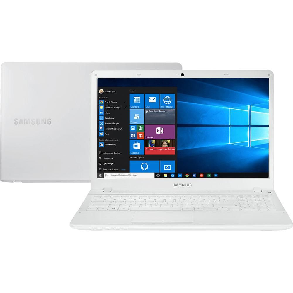 Notebook Samsung  Expert X22 NP270E5K-KWW - Intel Core i5, 8GB de Memória, HD de 1TB, HDMI, Teclado numérico, Windows 10, Tela LED de 15.6""