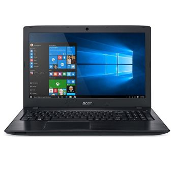 "Notebook Acer Aspire E5-575G - Intel Core i5 de 6ª Geração, 8GB de Memória, SSD de 256GB, Placa de Vídeo GeForce de 2GB, Tela FULL HD de 15.6"", Windows 10 - E5-575G-53VG *"