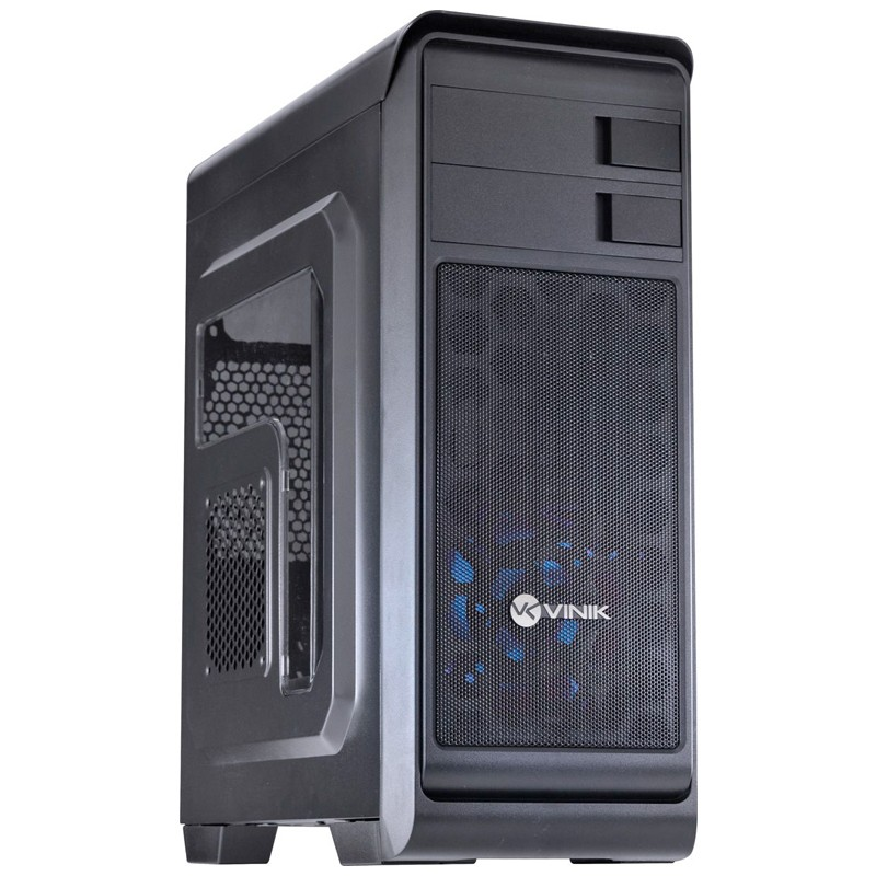Computador Gamer i3 - Intel Core i3-7100 de 7ª Geração, 4GB DDR4, HD de 1TB, Placa de Vídeo GeForce 2GB , Fonte 650W *