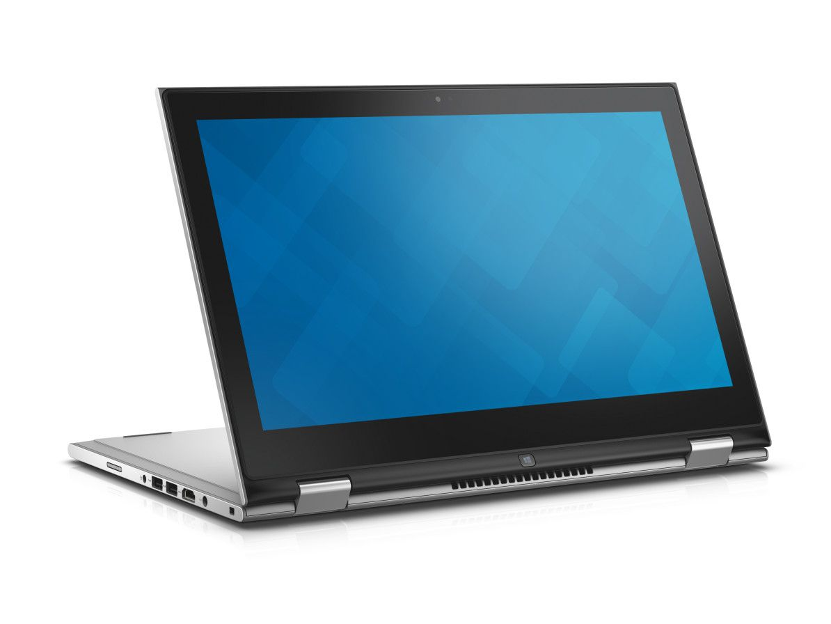 "Notebook Ultra Dell - Intel Core i3 5° Geração, 4GB de Memória, HD de 500GB, Tela LED de 13.3"", TouchScreen 360º, Windows 10 - 13-7348"
