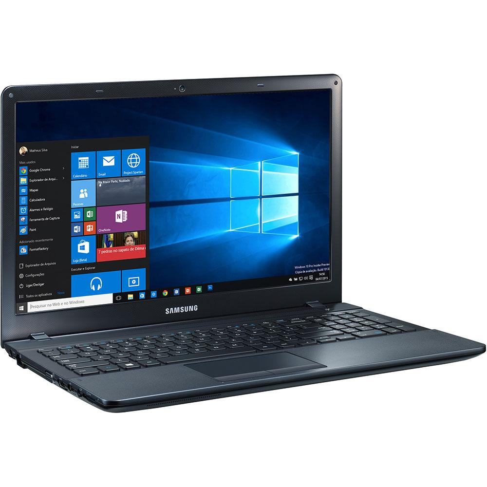 Notebook Samsung Expert X40  Intel Core i7 , 8GB de Memória, HD de 1TB, Placa de Video Geforce  2GB HDMI, Teclado numérico, Windows 10, Tela LED de 15.6
