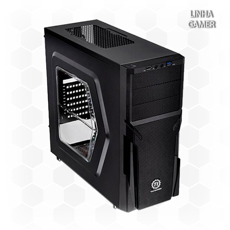Computador Gamer - Intel Core i5-6400 6° Geração, 8GB Hyper-X DDR4, Placa Mae H110M, HD de 1TB, Placa de Vídeo GTX960 2GB, Fonte 500W Real