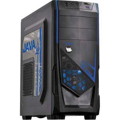 Computador Gamer - Intel Core i5-7600 7° Geração, 8GB DDR4, Placa Mae H110, HD de 1TB, Placa de Vídeo GTX1060 6GB, Fonte 500W Real *