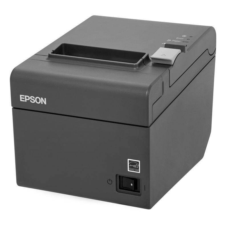 Impressora Térmica Epson TM-T20 Não Fiscal, QR-CODE, USB