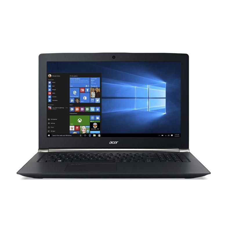 Notebook Acer Gaming Nitro Black Edition - Intel Core i7-6700HQ, 16GB de Memória, HD de 1TB + 256GB de SSD, Placa de Vídeo VGA GTX960M 4GB, Tela FULL HD LED de 15.6