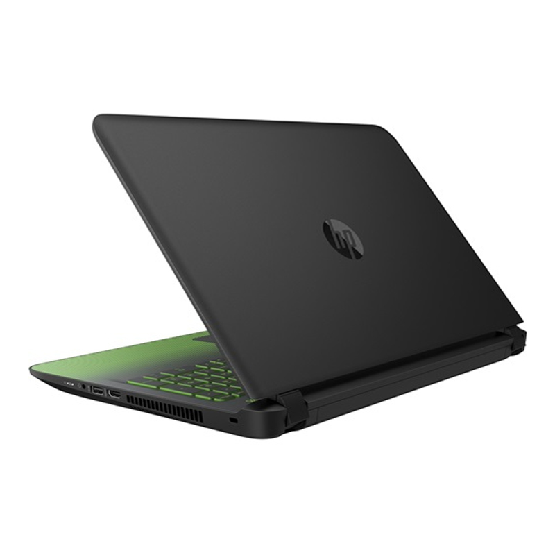 """Notebook HP Pavilion - Intel Core i7-6700HQ, 16GB de Memória, HD de 1TB, Placa de Vídeo VGA GTX950M 4GB, Tela FULL HD LED de 15.6"""", Windows 10 - 15-AK010NR Gaming"""
