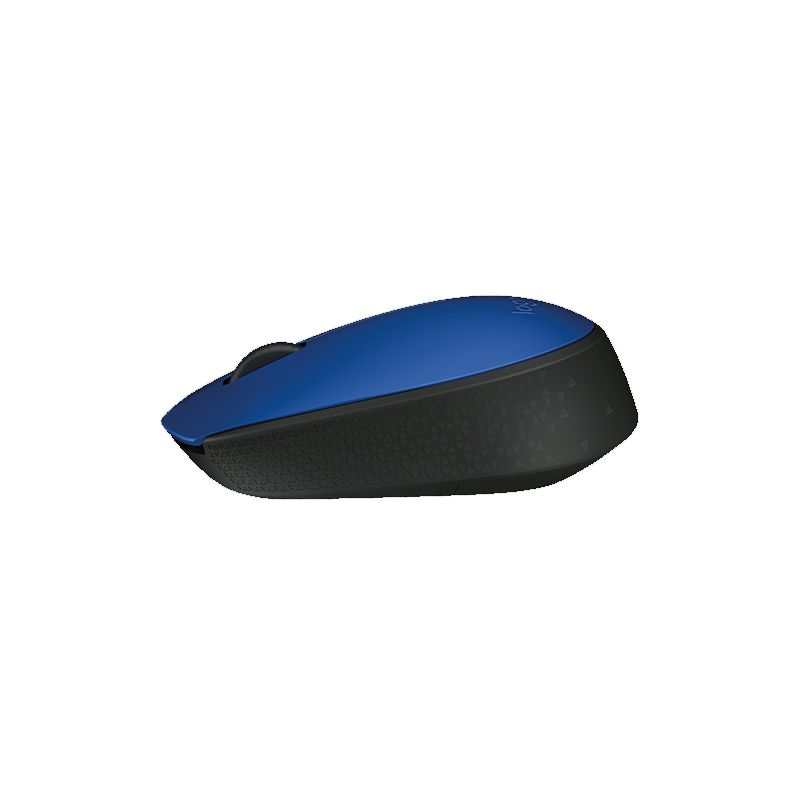 Mouse Logitech - Wireless, Óptico - M170 Azul *