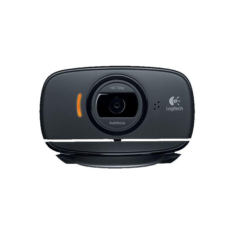 Webcam Logitech -  Microfone Embutido, HD, USB - C525 *