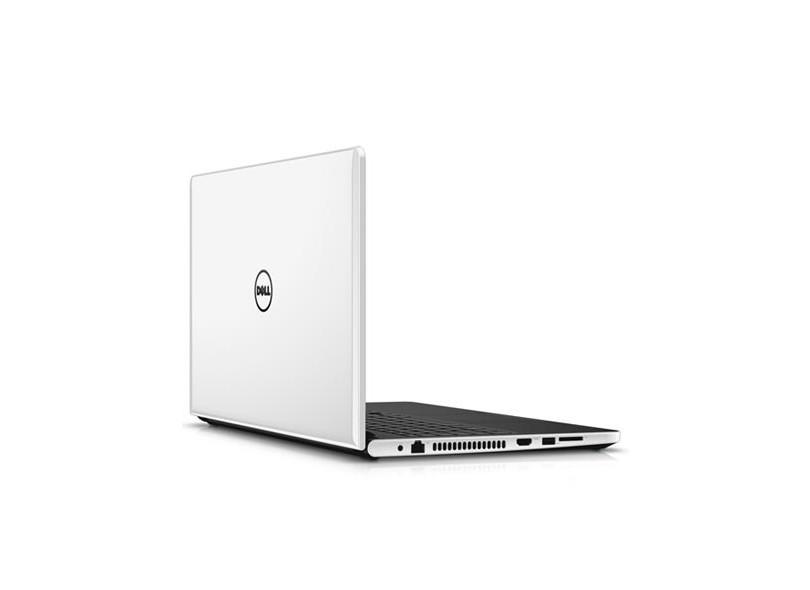 Notebook Dell Inspiron - Intel Core i7. 8GB de Memória, HD de 1TB, Placa de Vídeo Nvidia Geforce 4GB, Tela HD de 15.6