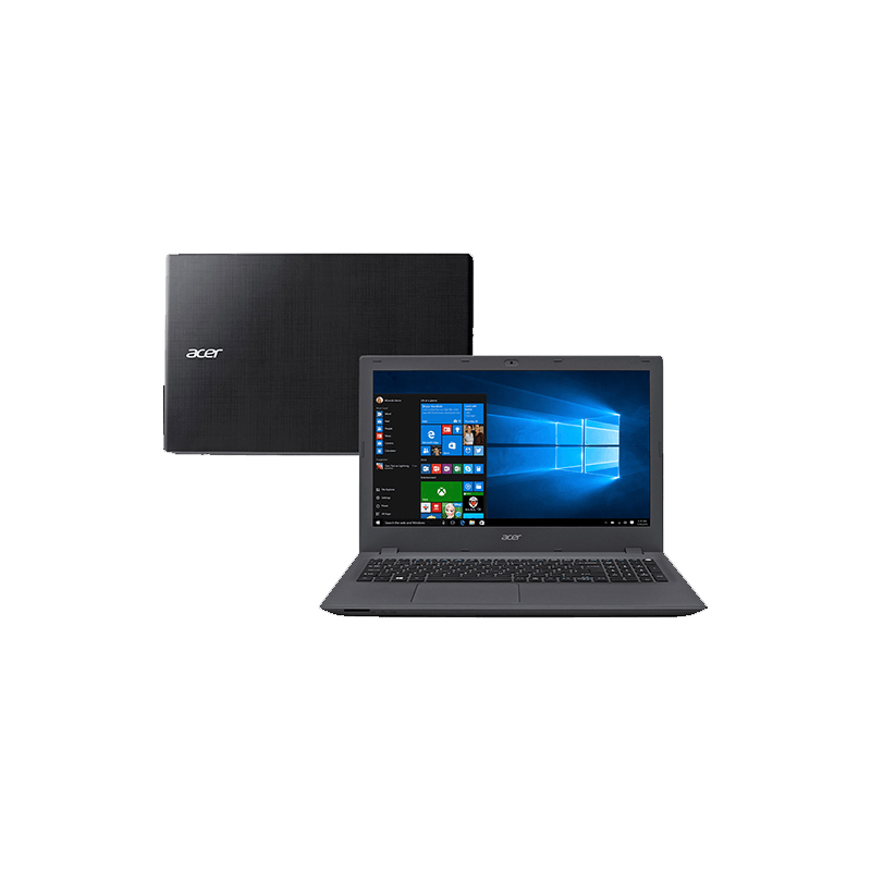 "Notebook Acer  Aspire - Intel Core  i5-6200U, 8GB de Memória, HD de 1TB, Tela LED de 15.6"", Windows 10 - E5-574-592S *"