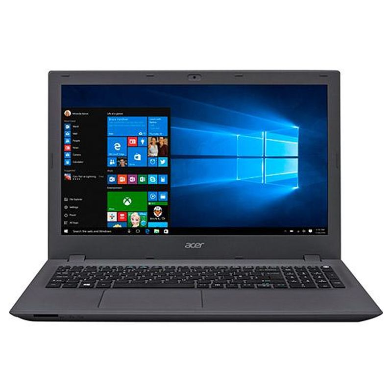 "Notebook Acer  Aspire - Intel Core  i5-5200U, 4GB de Memória, HD de 1TB, Tela LED de 15.6"", Windows 10 - E5-573-541L *"