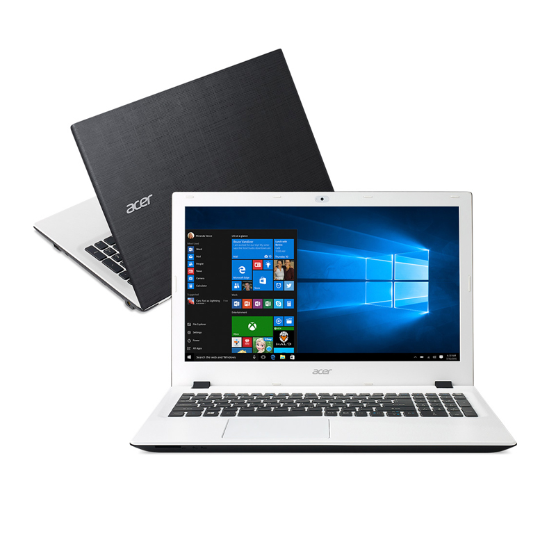 Notebook Acer  Aspire - Intel Core  i5-6200U, 4GB de Memória, HD de 1TB, Tela LED de 15.6
