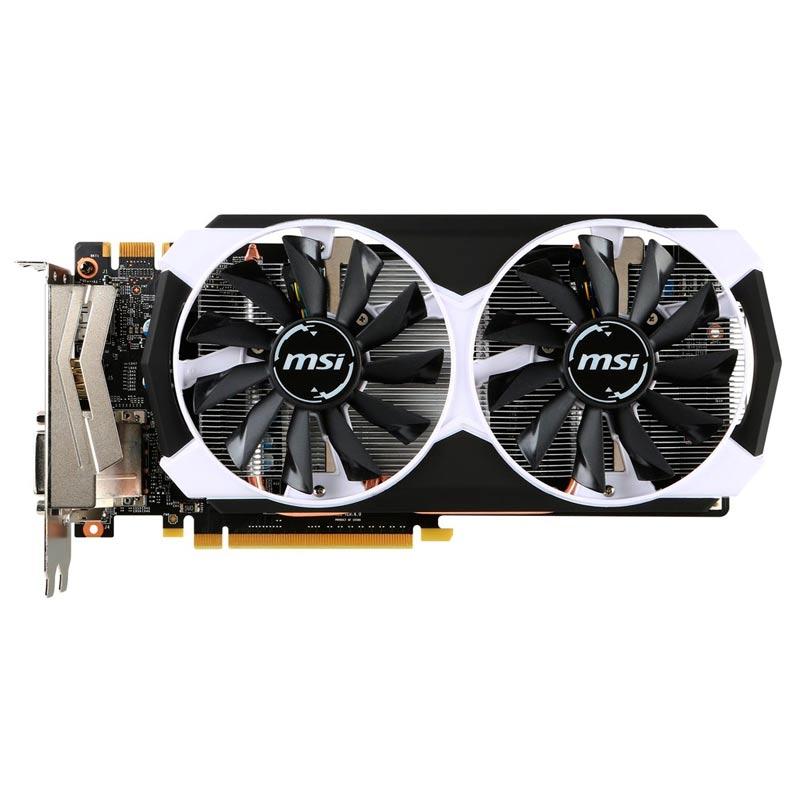 Placa de Video MSI NVIDIA GeForce GTX 960 OC - 4GB, 128 BITS GDDR5 - 960-4GD5T-OC