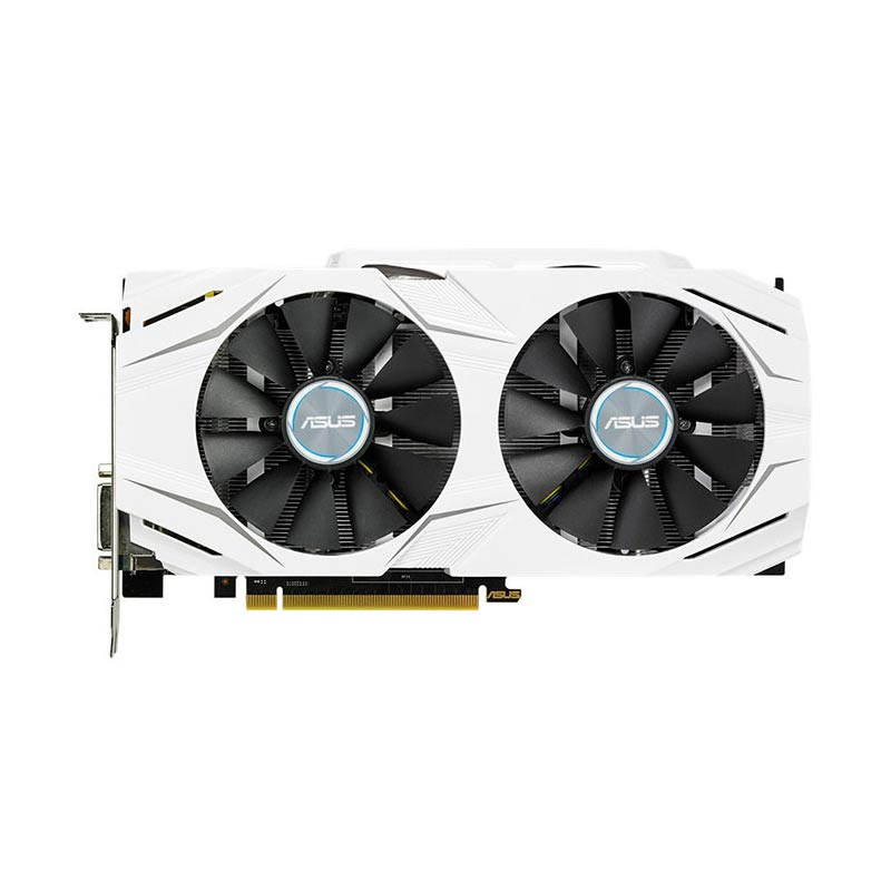 Placa de Video Asus NVIDIA GeForce GTX1070 - 8GB, 256 BITS GDDR5 - DUAL-GTX1070-8G *