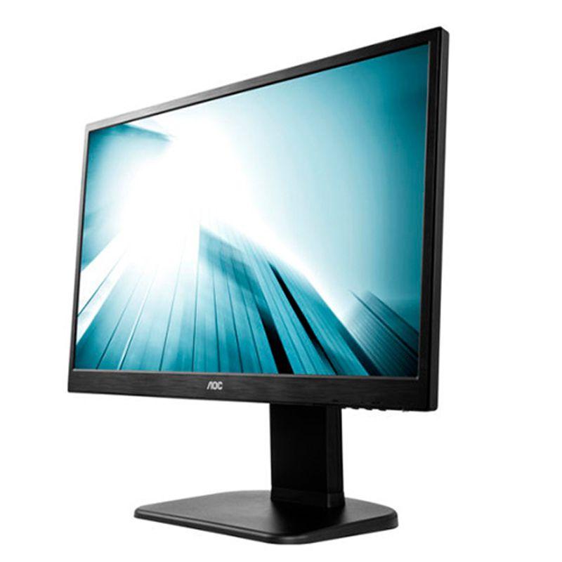 """Monitor AOC - 21.5"""", FULL HD, Ajuste de Altura e rotação - E2270PWHE *"""