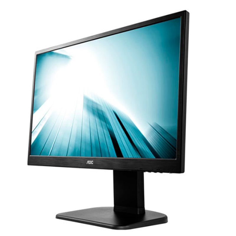 "Monitor AOC - 23.6"", FULL HD, Ajuste de Altura - M2470PWH *"