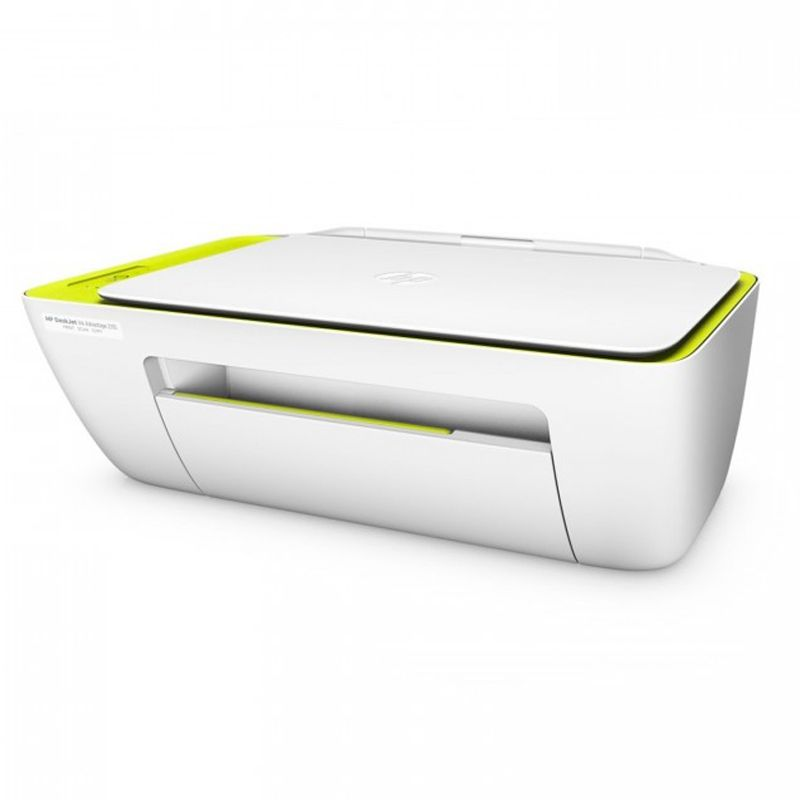 Impressora HP Multifuncional 2136  Jato de tinta, 1200Dpi