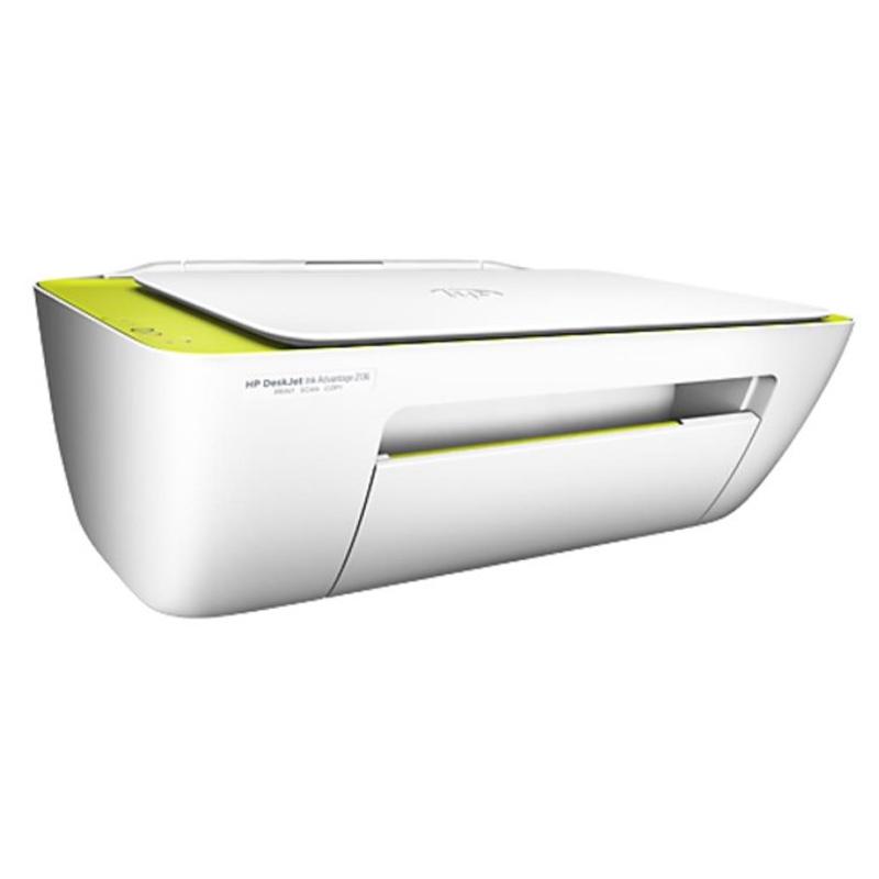 Impressora HP Multifuncional 2136 / 2135 Jato de tinta, 1200Dpi
