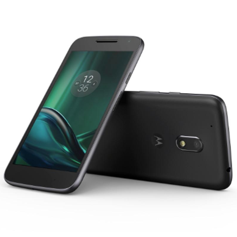 Smartphone Motorola Moto G4 Play DTV Colors com 16GB, TV Digital, 4G, Câmera de 8MP, Dual Chip - XT1603