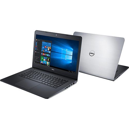 """Notebook Dell Inspiron 14-5448- Intel Core i7, 8GB de Memória, HD de 1TB,  Tela HD de 14""""  Placa de video ATI Radeon 2gb, Showroom"""