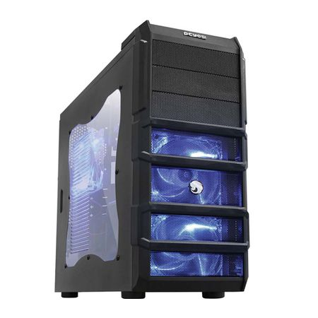 Computador Gamer - Intel Core i5-6400 6° Geração, 8GB Hyper-X DDR4, Placa Mae H110M, HD de 1TB, Placa de Vídeo GTX1060 3GB, Fonte 500W Real *