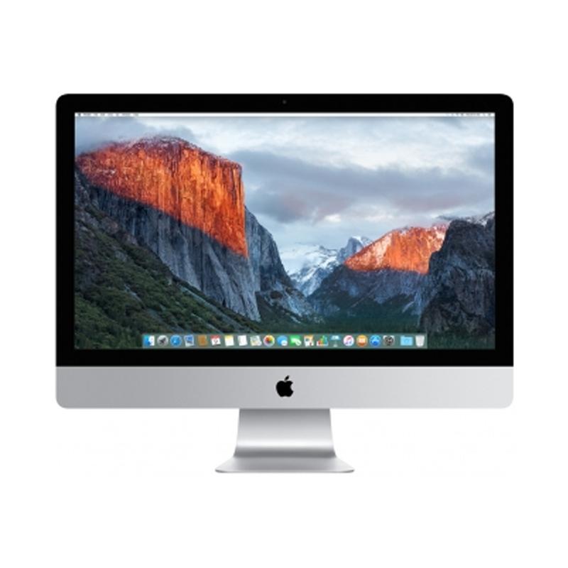 Apple iMac com Tela Retina 5k - Intel Core i7 - 6700k, Fusion Drive de 1TB, Memória de 32GB, Placa de Vídeo R9 de 2GB, USB 3.0, Tela de Retina 27