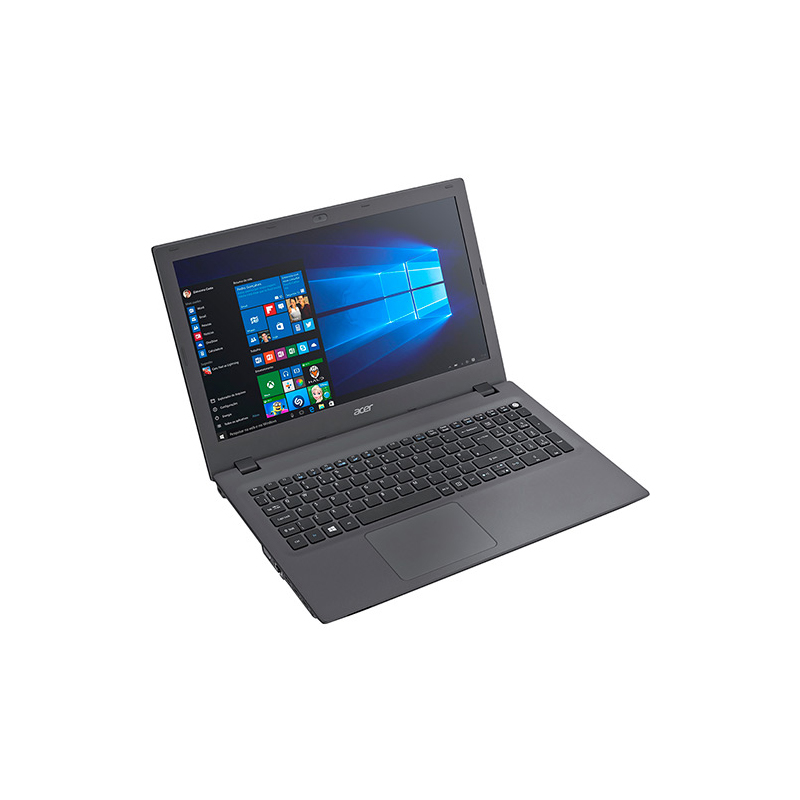 "Notebook Acer - Intel Core i7-5500U , 8GB de Memória, HD de 1TB, Leitor de DVD/CD, Tela LED de 15.6"", Windows 10 - E5-573-707B *"