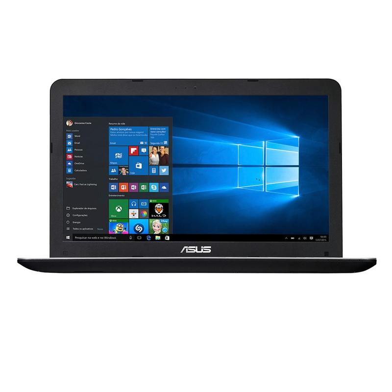 Notebook Asus - Intel Core i5 6º Geração, 8GB de memória, 1TB de HD, Placa de video Geforce 2GB, Tela de 15.6