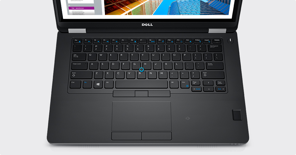 "Notebook DELL Latitude Ultrabook E5470 - Intel Core i5 de 6°Geração, Memoria DDR4 de 4GB,  SSD 256GB, Wireless AC, Bluetooth, Tela LED Full HD de 14"" e Windows 10 Pro (teclado retroiluminado)"
