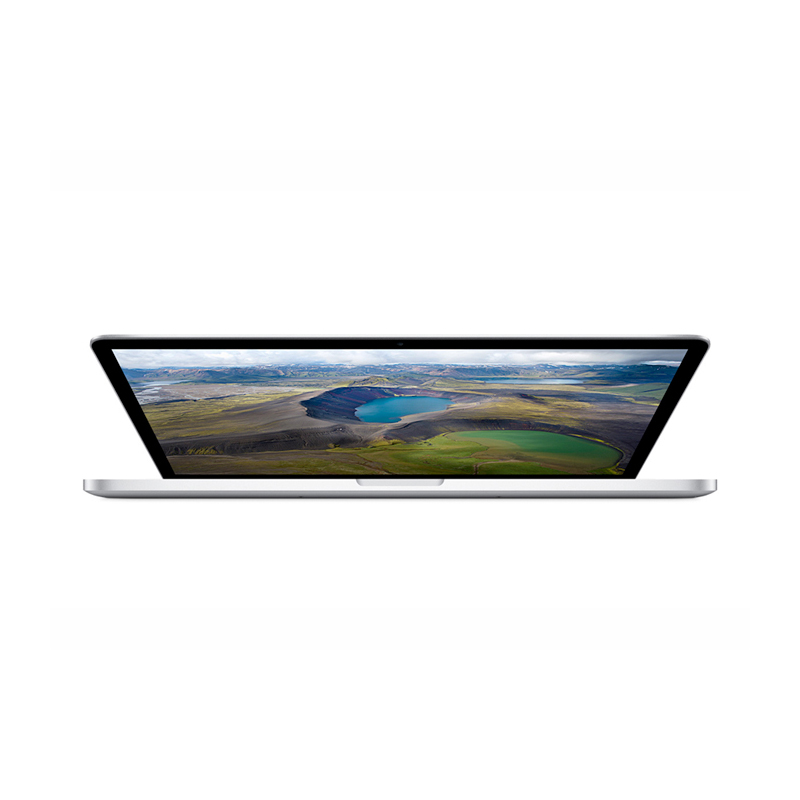 "Notebook Apple MacBook Pro com tela Retina Z0RF0001L - Intel Core i7, Memória de 16GB, SSD 256GB, Thunderbolt 2, HDMI, USB 3.0, Camera FaceTime HD, Tela Retina de 15"" *"